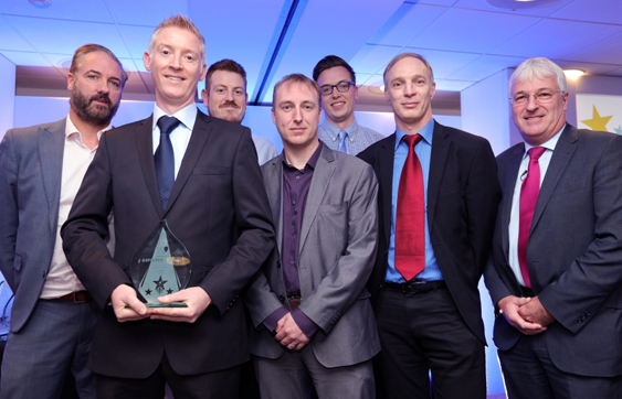 Image of Gutermann Wins Anglian Water's 2016 Innovation Award
