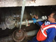 HISCAN pipeline monitoring system officially launched
